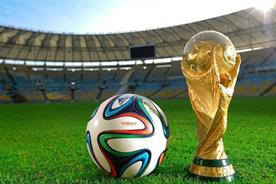 Fifa World Cup: boosts global ad market