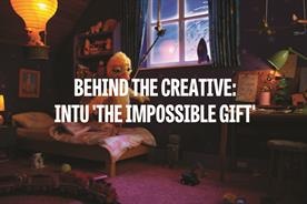 Behind the ad: Intu creates stop-motion Christmas tale to give 'impossible gift'