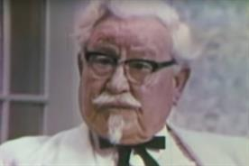 One-word answers with Colonel Sanders