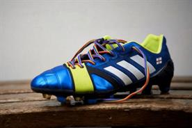 Aon, Adidas and Aviva back Stonewall's new 'Rainbow laces' campaign