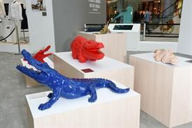 Behind the scenes: L for Lacoste exhibition at Westfield