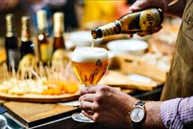 Leffe to stage 'Picnic on the Portico' event