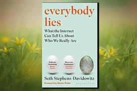 Everybody Lies by Seth Stephens-Davidowitz