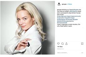 ASA bans 10 e-cigarette Instagram ads as brands continue to fall foul of rules