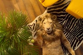 Ikea parodies wildlife documentary for 'relax into greatness' launch ad