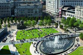 Manchester attracts a huge number of events and brand activations (Credit: Piccadilly Partnership)