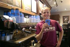 Caffè Nero's top marketer on letting the brand speak for itself