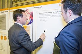 Media Smart: Ed Vaizey backs the programme