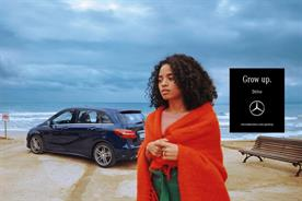 Daimler appoints Publicis for global Mercedes-Benz brief
