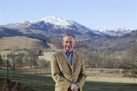 Mike Cantlay awarded the OBE for services to the tourism industry