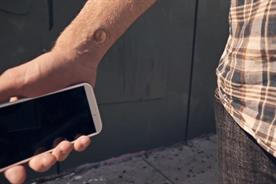 Motorola users can unlock phones with stick-on RFID tattoo