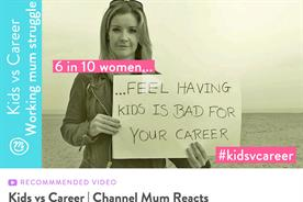 ChannelMum: vlogging website for millennial mums