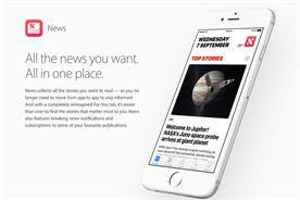 Can Apple News drive more traffic than Google or Facebook?