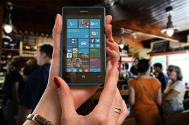 Microsoft accounts for less than 1% of global smartphone sales, but continues to sell a number of phones under the Lumia brand