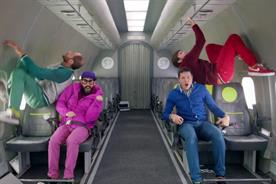 S7 Airlines and OK Go hit high note as they head for space