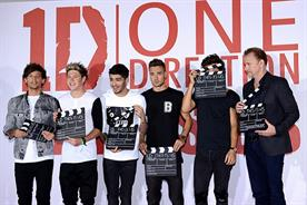 One Direction are launching their first 3D movie 'This is Us'