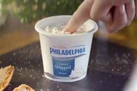 Mondelez: putting brands such as Philadelphia on Facebook video