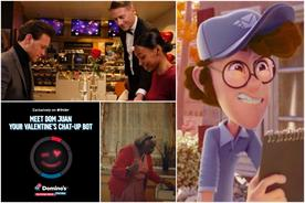 From dating chatbots to tales of jealousy: how brands shared the love for Valentine's Day