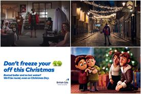Christmas 2020: latest ads from British Gas, Channel 4, The Big Issue and more