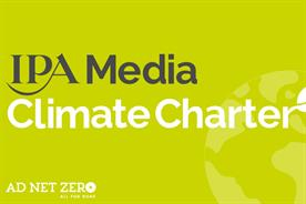 IPA Media Climate Charter: The tool will allow adland to measure the carbon footprint of their campaigns