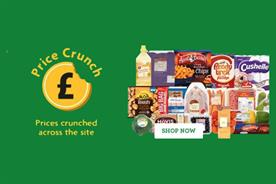 Morrisons 'Price Crunch': promotion running on 1000-plus products online and in-store