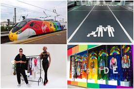 Heathrow, Coca-Cola, Volvo and more: here's what's happening for Pride