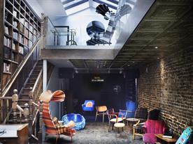 Hidden Gem: Library, a private members' club in London