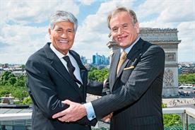 Publicis Omnicom Group: will be led by Lévy (left) and Wren