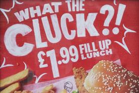 KFC 'What the cluck' ad banned for causing offence