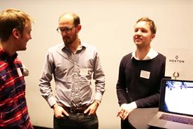 WATCH: Meet the start-up graduates of R/GA's IoT Venture Studio UK