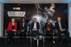 Five ways brands can capitalise on women's sport