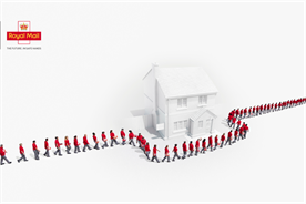 First M&C Saatchi campaign for Royal Mail puts redirection service in the spotlight