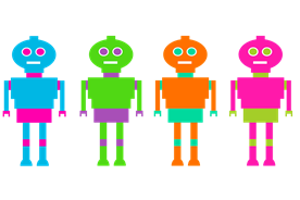 Why marketers should welcome our new robot overlords