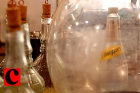 How Schweppes is appealing to 'experimenters' with a pop-up bar