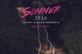 The experience will be themed around 1980s film Dirty Dancing (@secretcinema)