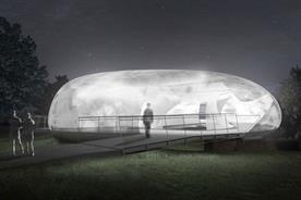 The Smiljan Radic design for the new Serpentine Gallery Pavilion