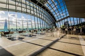 London Uncovered: Four Summer Venues – Sky Garden