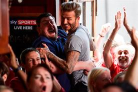 Sky Sports: David Beckham stars in 2016 Premier League campaign