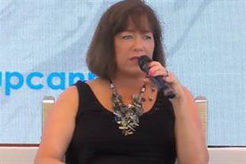 Syl Saller: chief marketing officer at Diageo
