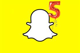 Snap: the app is expanding beyond messaging as it turns five