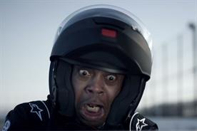 """Man of 10,000 Sound Effects"", Comedian Michael Winslow provides the sound effects for the Volkswagen Gold R"