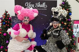 Debenhams' fairytale experience aims to 'bring back' customers