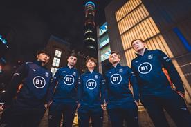 BT joins growing number of brands sponsoring esports teams