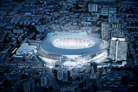 Tottenham Hotspur's new stadium aims to create ultimate fan experience