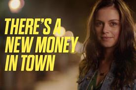 PayPal's first Super Bowl ad tells the world, 'There's a New Money in Town'