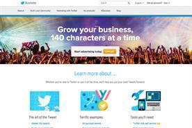 Twitter's retargeting service