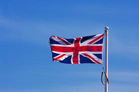 60% of British consumers regard national origin as at least as important as factors such as price
