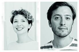 Design innovators: Product Design - Clara and Adrian Westaway