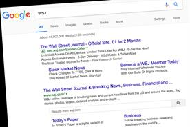 Wall Street Journal: News Corp complains to Europe about Google