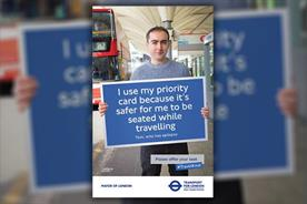 Case study: TfL campaign urges commuters to give up their seats